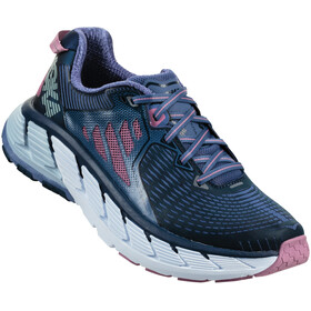 Hoka One One Gaviota Running Shoes Women marlin/dress blue